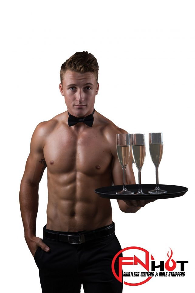 FN Hot Cairns - Shirtless Waiters